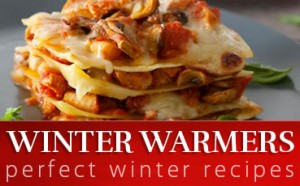 San Remo Winter Warmer Recipes