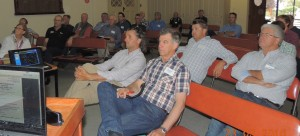 Attendees at Kaniva Forum