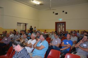 Attendees at SADGA Pre-Seeding Forum at Tarlee.