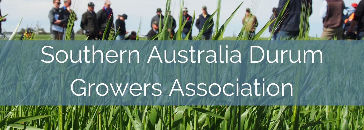 The Southern Australia Durum Growers Association Inc